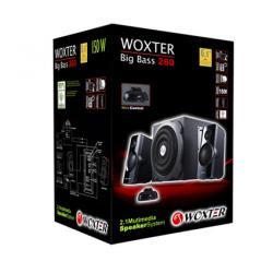 altavoces 2.1 woxter big bass 260