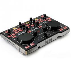 hercules consola dj control mp3 e2 le