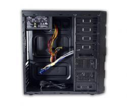 caja coolbox f200 + fuente 500w